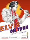 Movie Poster Art by Betty Harper for Elvis On Tour